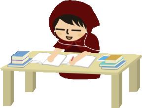 勉強ツカレタ