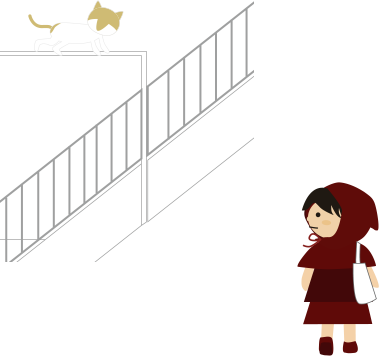 オジサン(猫)発見