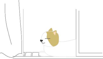 猫(くつろぐ)
