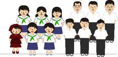 文化祭(合唱)