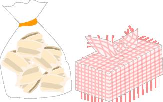 お弁当とパン
