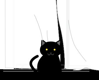 黒猫(ムスコ)