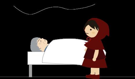 病院のアナウンス