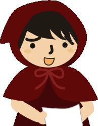 赤ずきんikuko