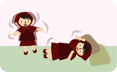 地震のあった日