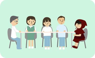 介護の会議