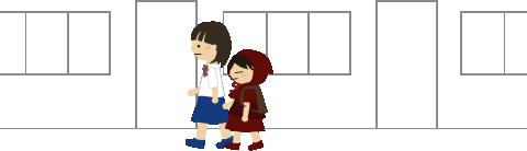 自習室に行く