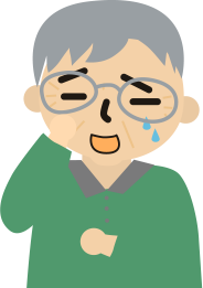 泣く叔父さん