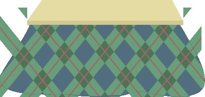 コタツ単体
