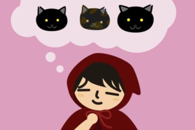 猫たちを思い出す