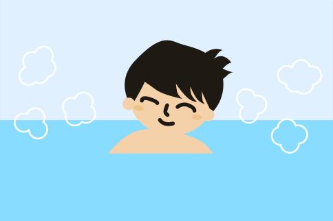 お風呂最高